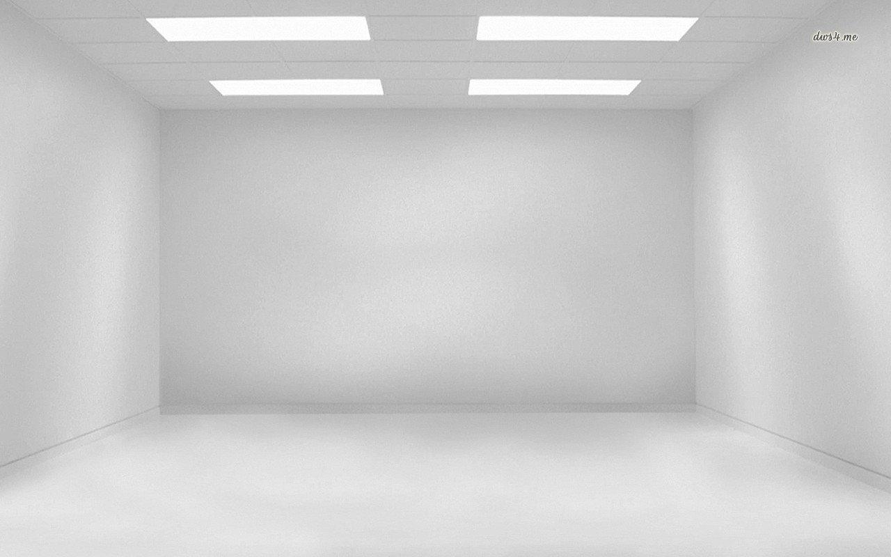 White 3d wallpaper wallpapersafari - Free 3d room design ...