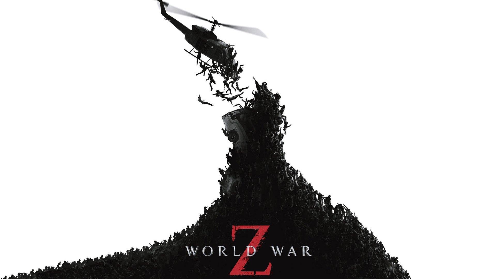 World War Z HD Wallpaper Background Image 1920x1080 1920x1080