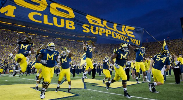 wallpapercomphotomichigan wolverines football desktop wallpaper21 630x346