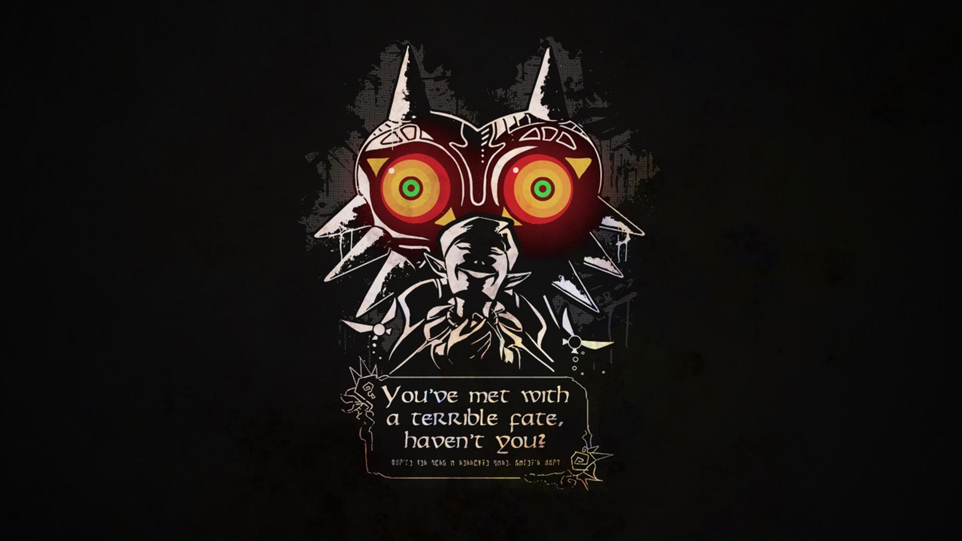 Majoras Mask   The Legends of Zelda wallpaper   1010751 1920x1080