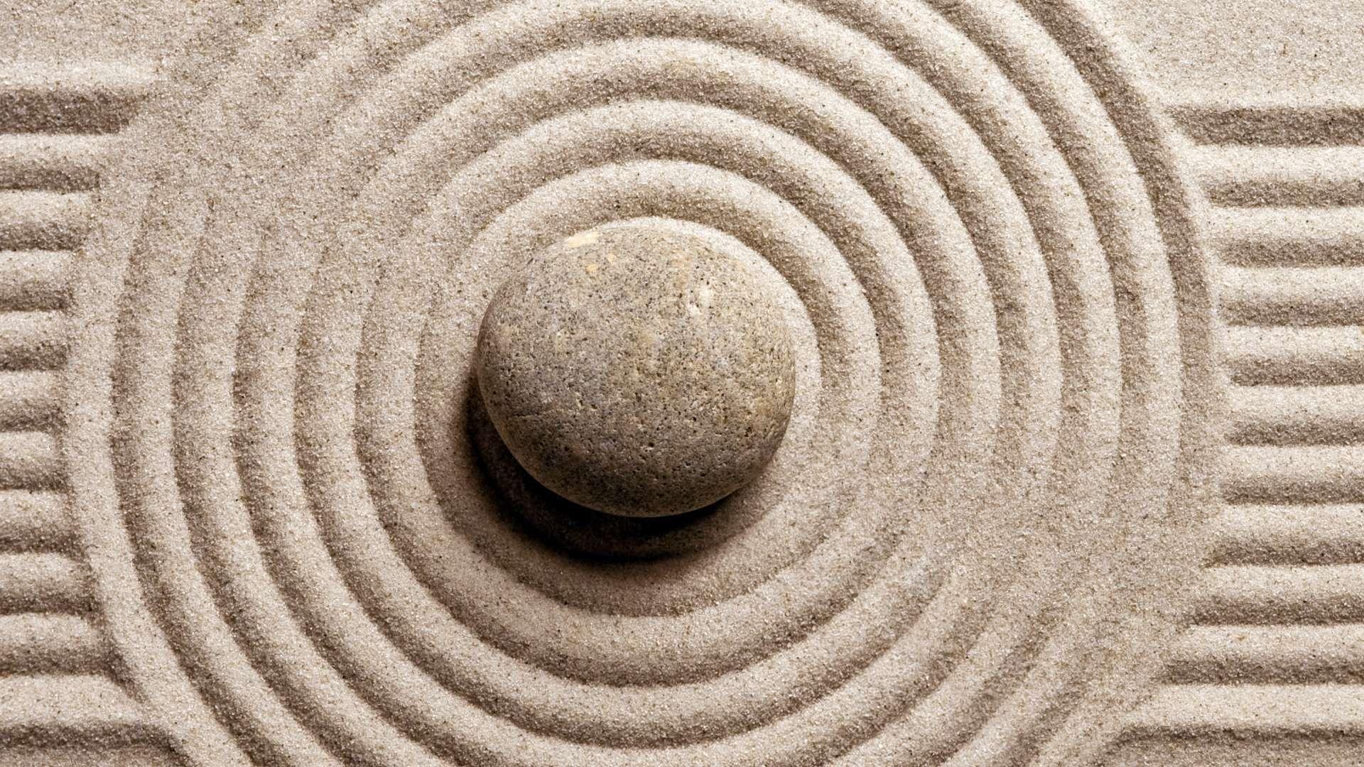 Hd wallpaper zen - Wallpaper Stone Sand Harmony Zen Hd Wallpaper 1080p Upload At July 7