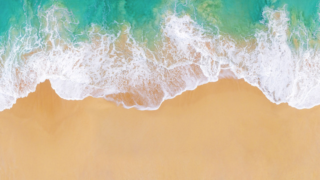 Download the Real iOS 11 Wallpaper for iPhone   iClarified 640x360