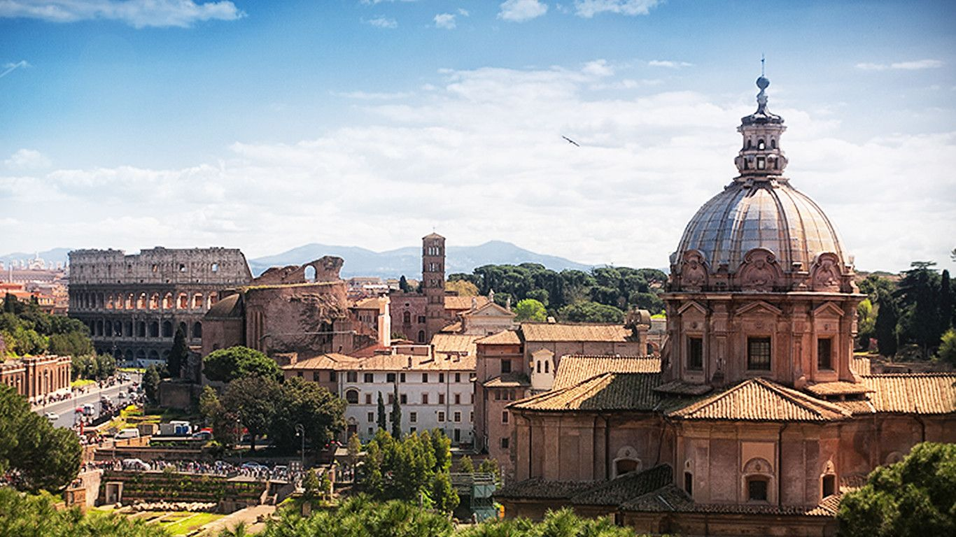 Ancient Rome Wallpapers 1366x768