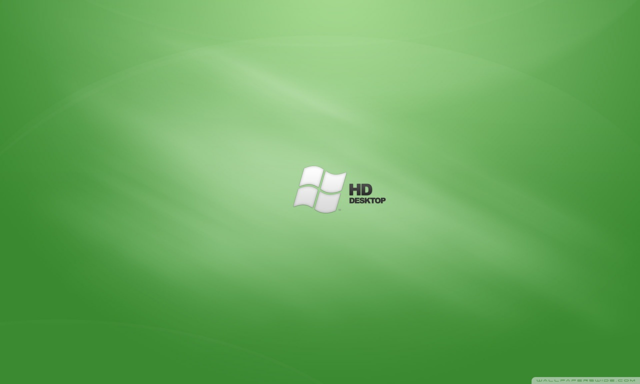 HD Green Desktop Vista HD desktop wallpaper Widescreen High 1280x768