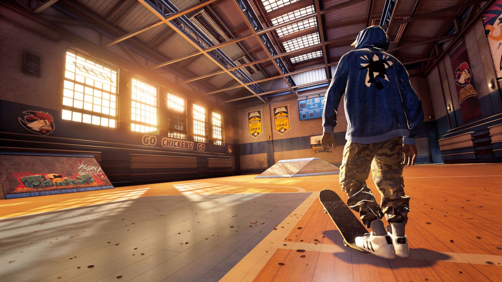 A 900 Degree Look at Tony Hawks Pro Skater 1 and 2s Reveal 1920x1080