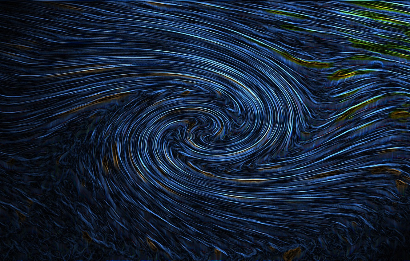Wallpaper pattern spiral whirlpool cyclone images for desktop 1332x850