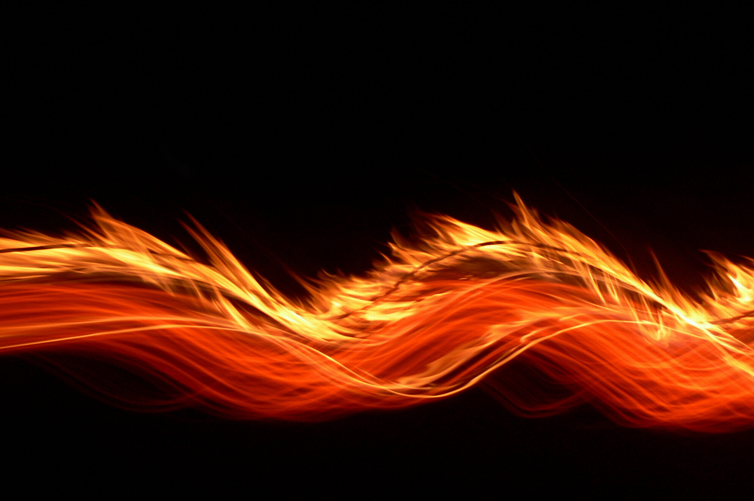 Fire Wallpaper Hd Abstract fire 3000x1995