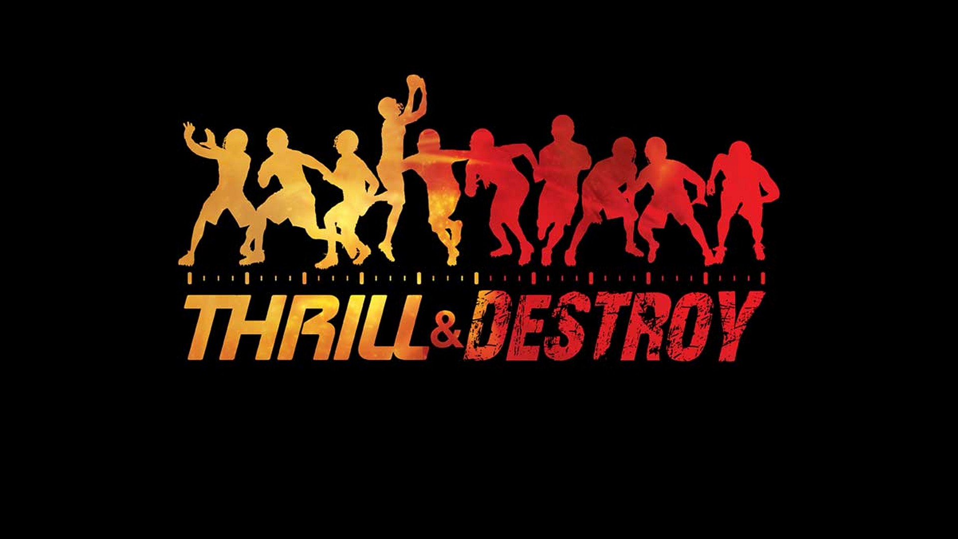 Adidas Thrill And Destroy Logo 1920x1080 HD NFL Motivational and 1920x1080