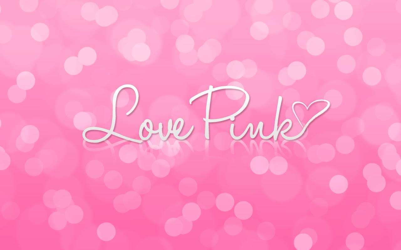 Pink Victoria Secret Wallpaper Desktop Pink wallpaper hd tumblr for 1280x800