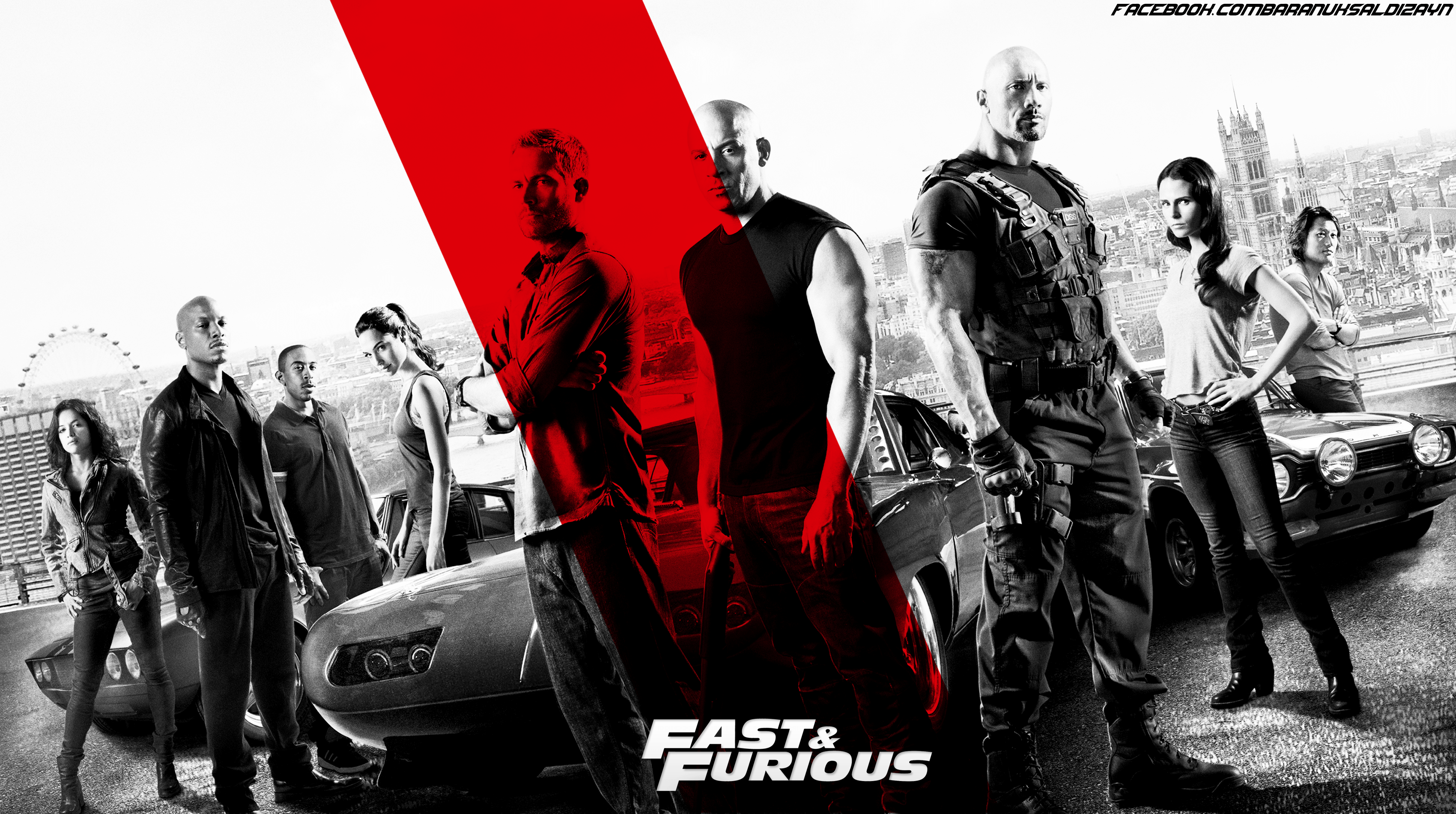 The Fast And The Furious 8 Wallpapers 3400x1900