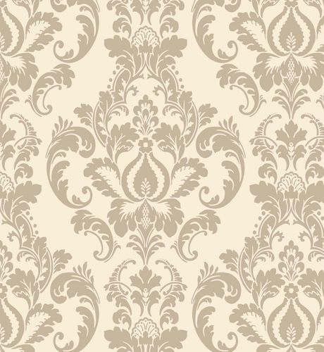 Simple Brocade Wallpaper Red \x26amp gold \x3cb\x3edamask wallpaper 460x500