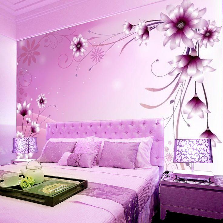 Romantic Wallpaper For Bedroom