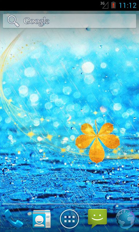 Download Raining Money Live Wallpaper For Your Android Phone 480x800