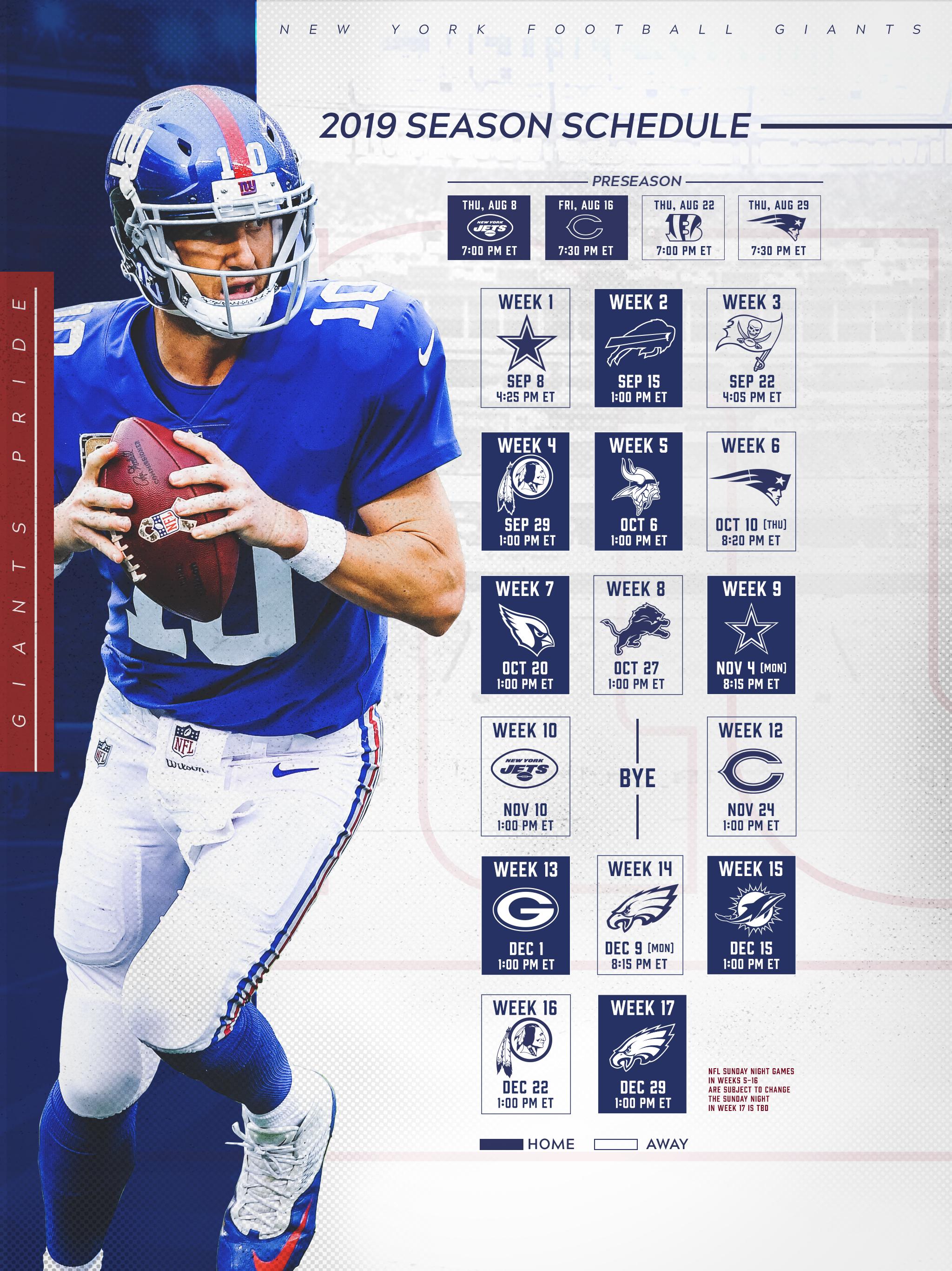 Giants Schedule New York Giants Giantscom 2048x2732