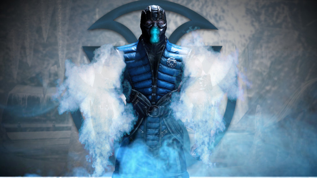 Mortal Kombat X Sub Zero Wallpaper 0x0