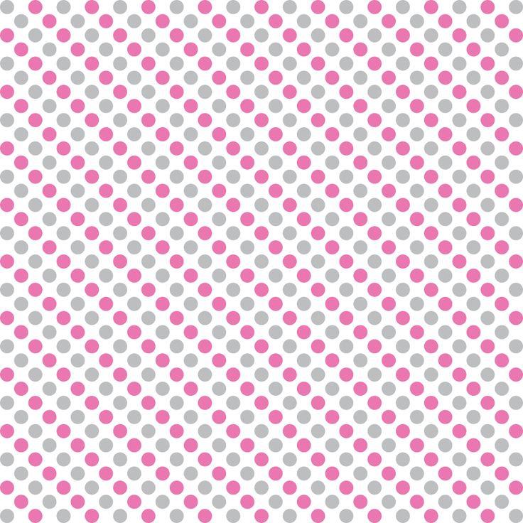 white gray pink chevron dots background wallpaper Backgrounds 736x736