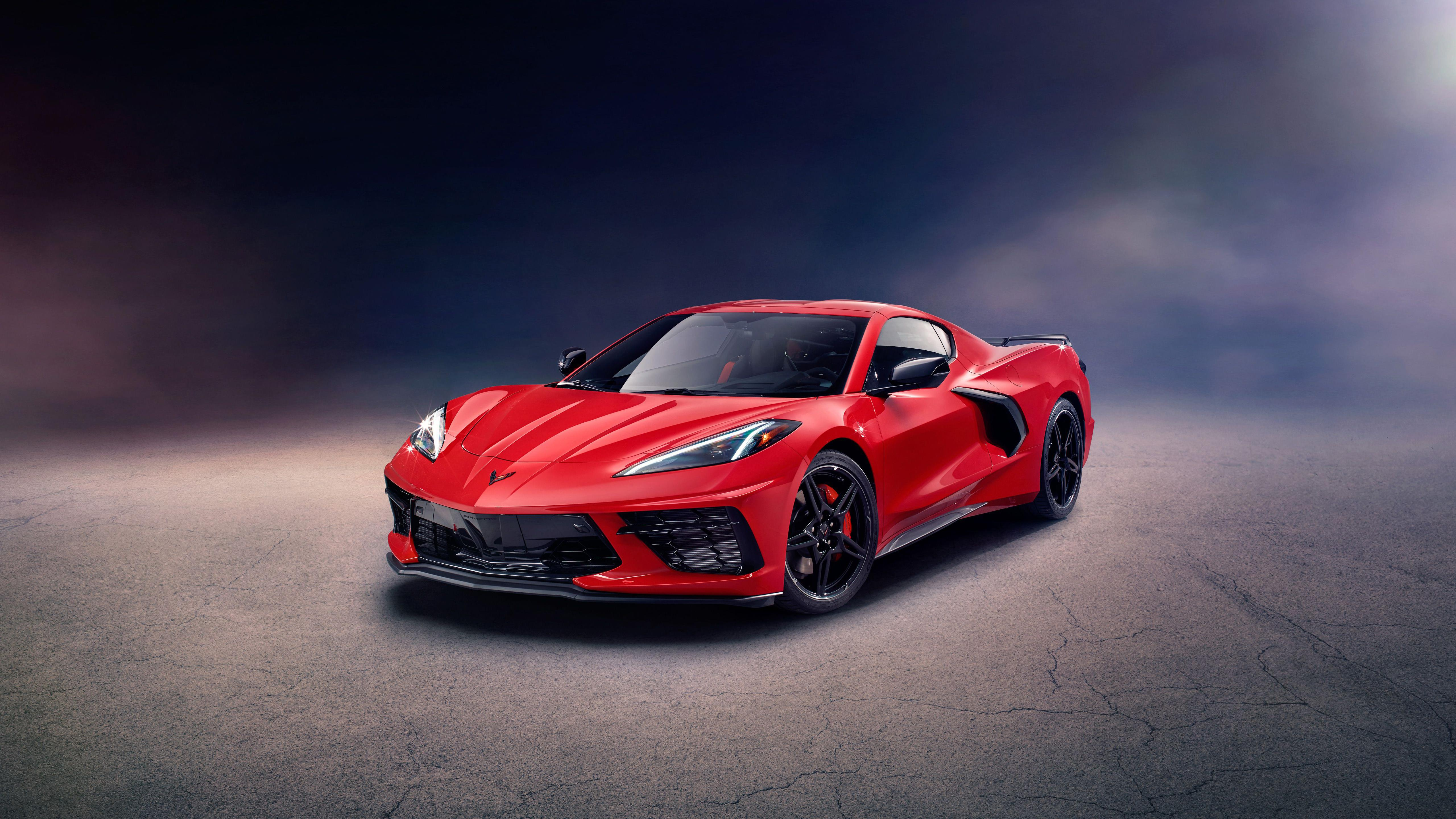 Chevrolet Corvette Stingray Z51 2020 Wallpapers 5120x2880