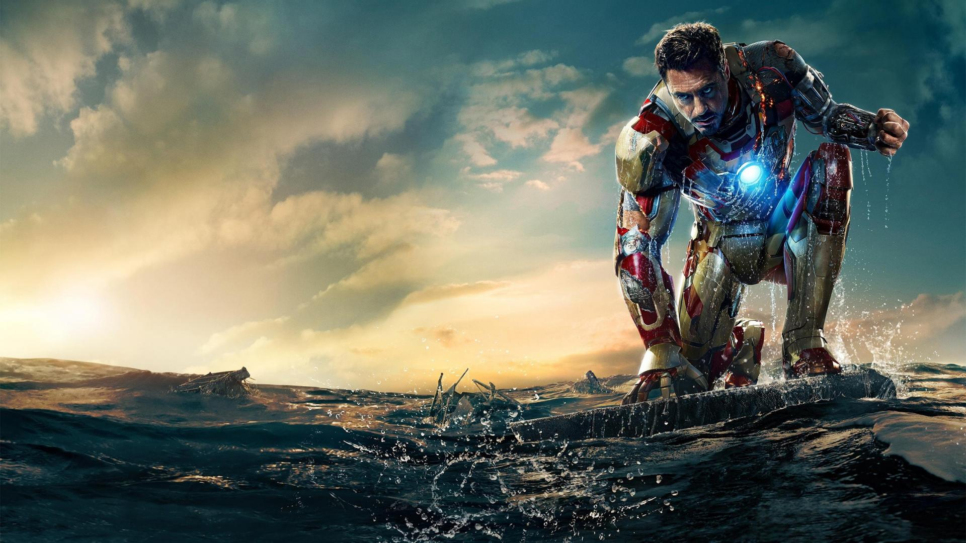 Iron Man 3 Wallpaper Hd 1024x768