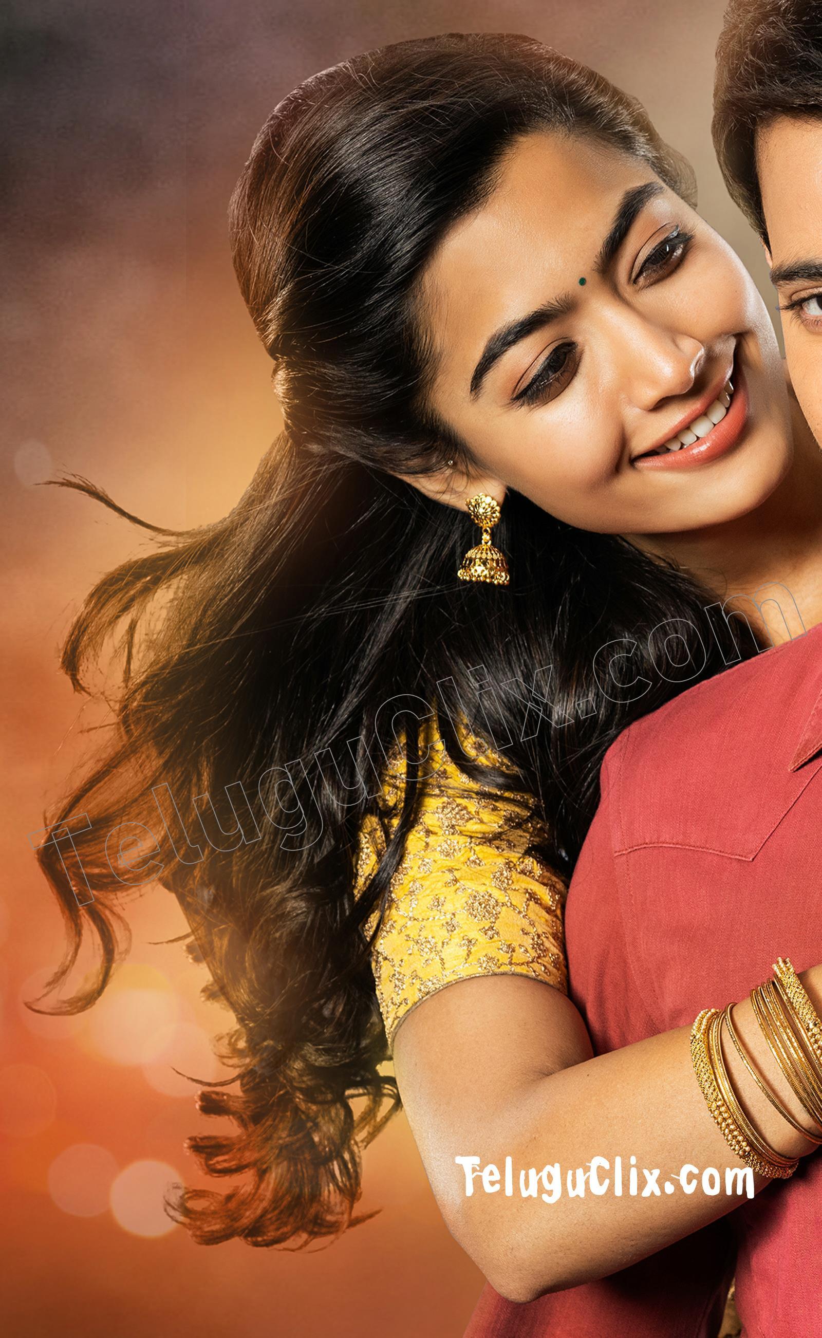 Rashmika Mandanna Hd In Sarileru Neekevvaru   Rashmika Mandanna 1600x2604