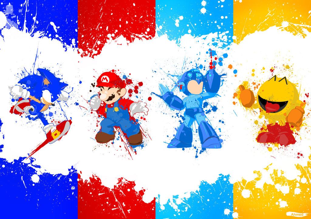 Sonic And Greninja Wallpaper Wallpapersafari
