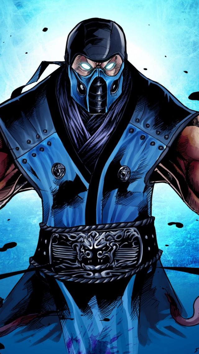 Mortal Kombat X Wallpaper Iphone Page 4 iphone 5s 5c 5 mortal 640x1136