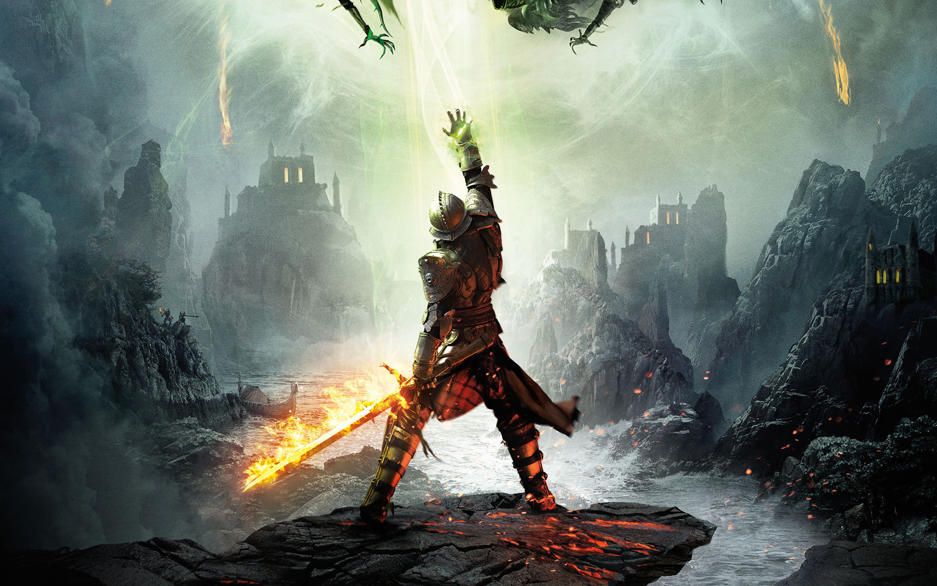 Asus pb287q monitor 2014 4k uhd wallpaper competition page 64 - Dragon Age Inquisition 2014 Game Wallpapers Hd Wallpapers