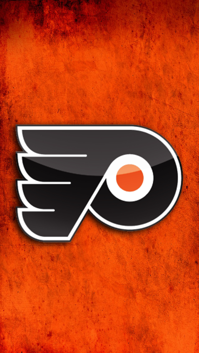 Philadelphia Flyers iPhone 5 Wallpaper 640x1136 640x1136