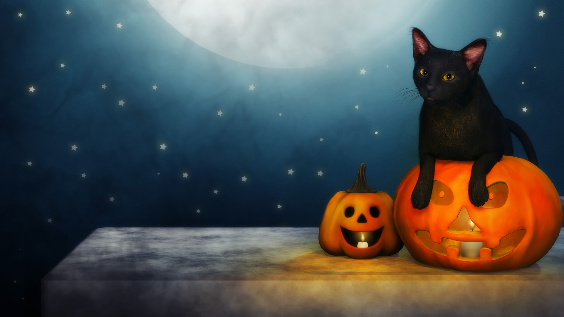 House Design Games For Pc Free Download 1920x1080 Hd Halloween Wallpaper Wallpapersafari