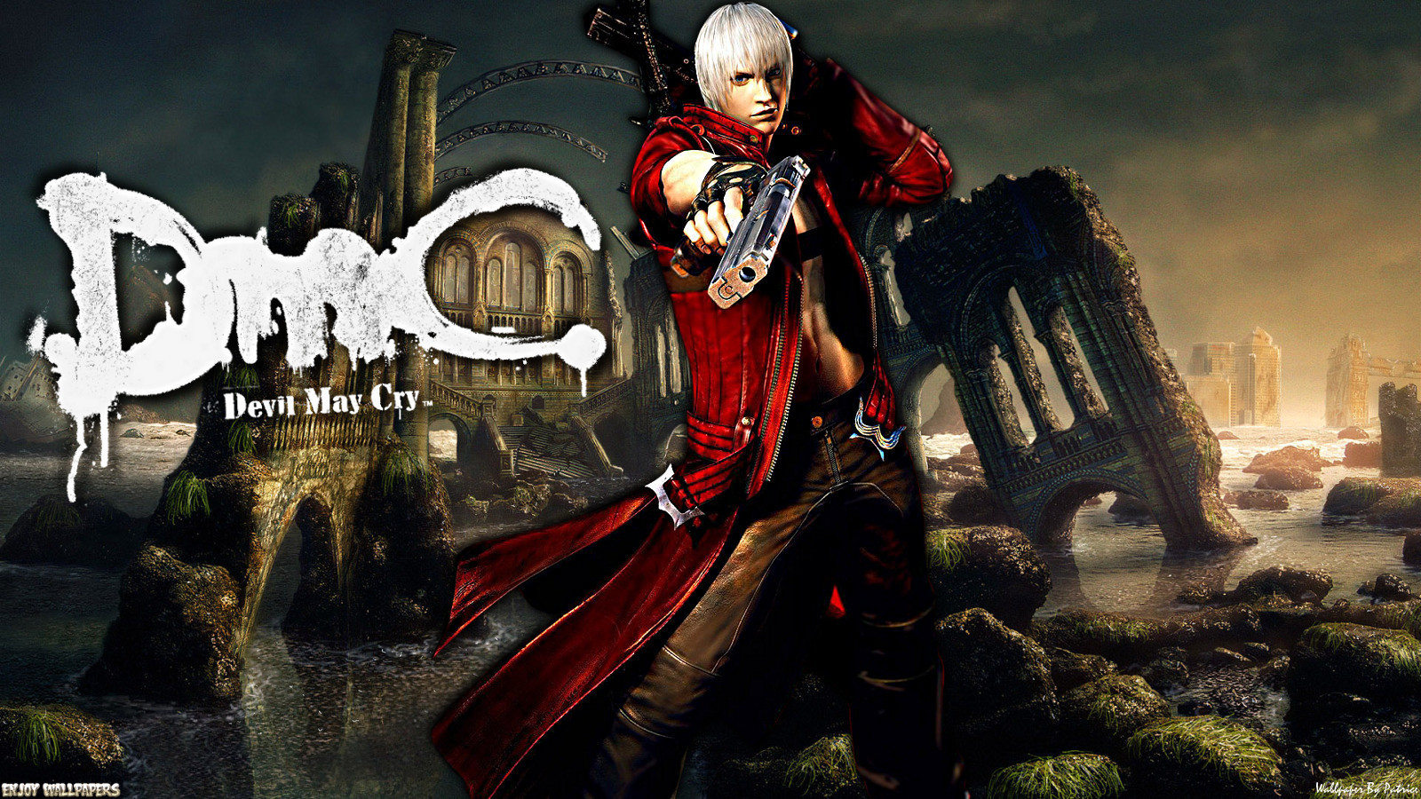 Devil May Cry 1600x900