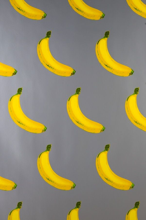 Bananas wallpaper by FlavorPaper Prints Pattern Iphone Wallpapers 600x900