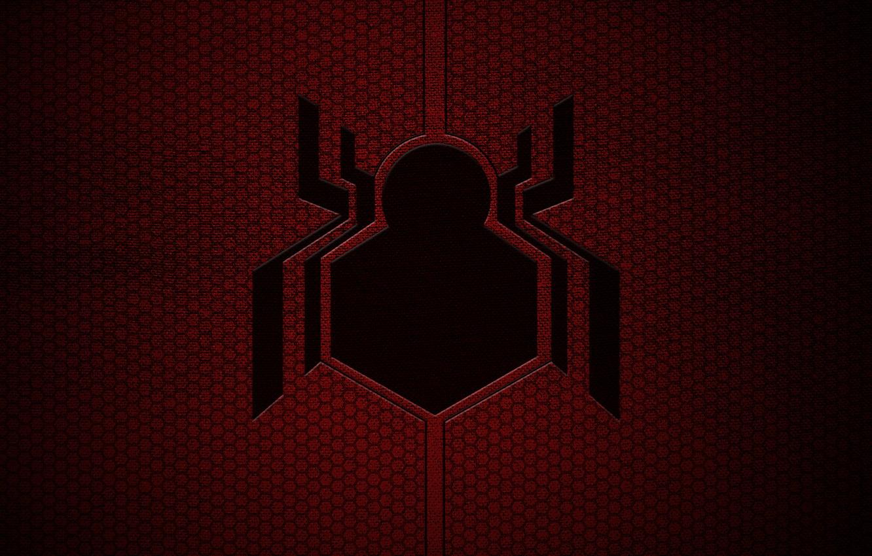 Wallpaper logo Spider man Captain America Civil War Spider man 1332x850