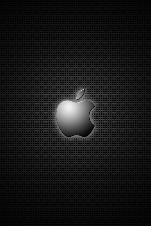 Iphone apple wallpaper logo wallpapers todays   4931 iPhone 640x960