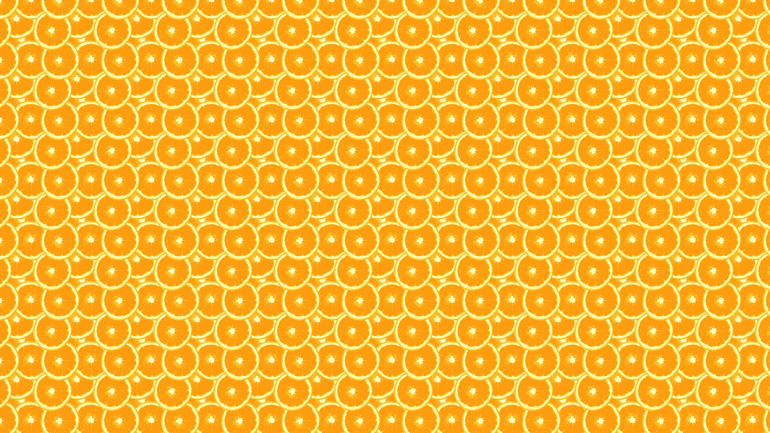 this Orange Slices Desktop Wallpaper is easy Just save the wallpaper 2560x1440