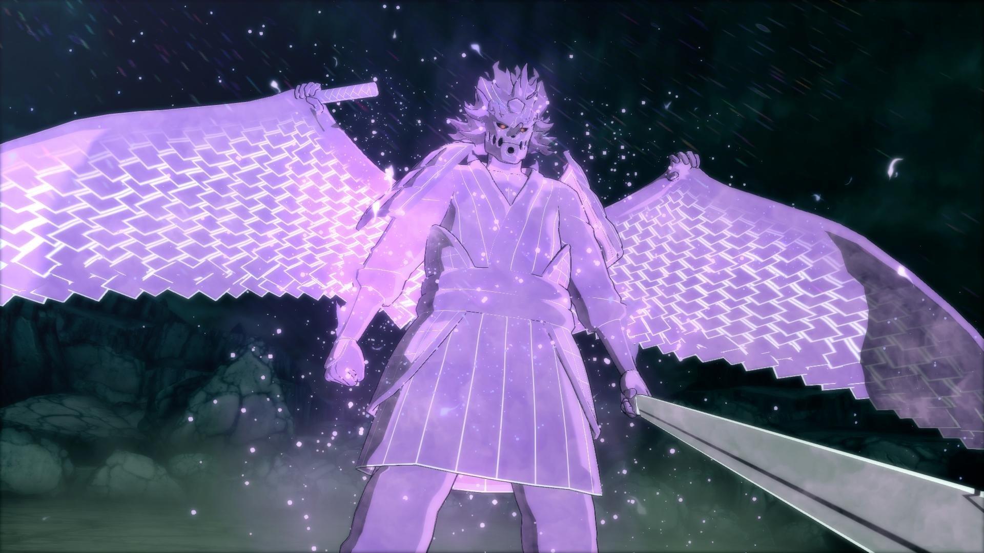 Sasuke Susanoo Full HD Wallpaper and Background 1920x1080