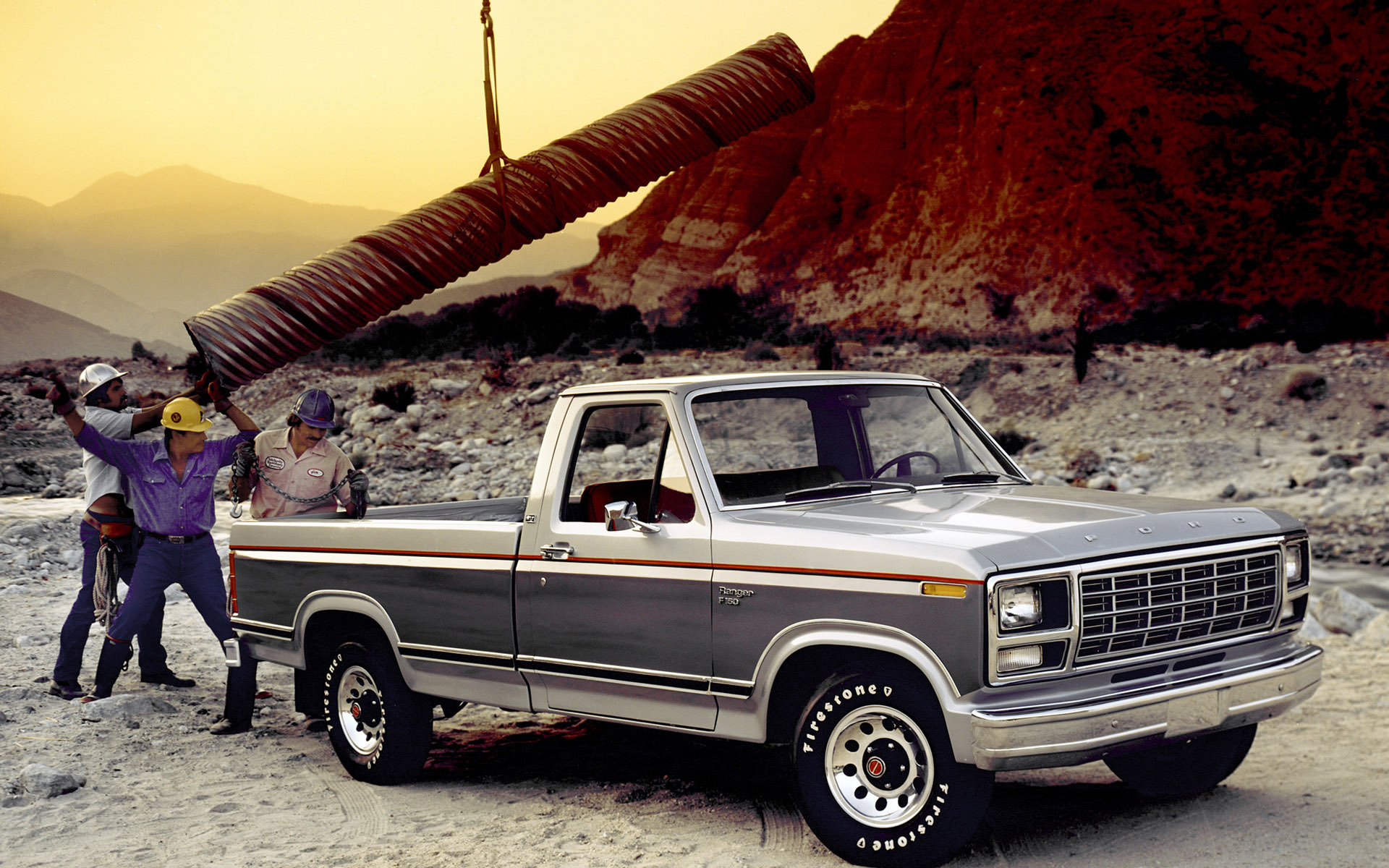 1980 Ford F 150 wallpaper 19523 1920x1200