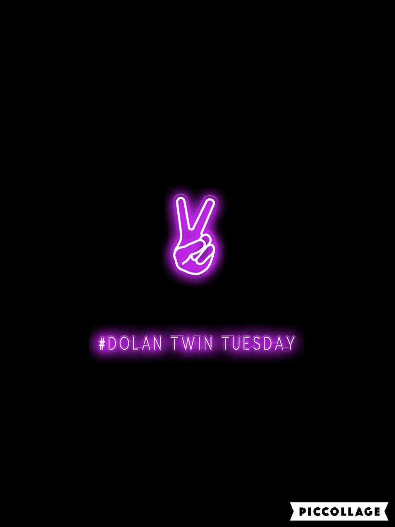 Created a cool new Dolan Twins wallpaper Heat Press 1350x1800