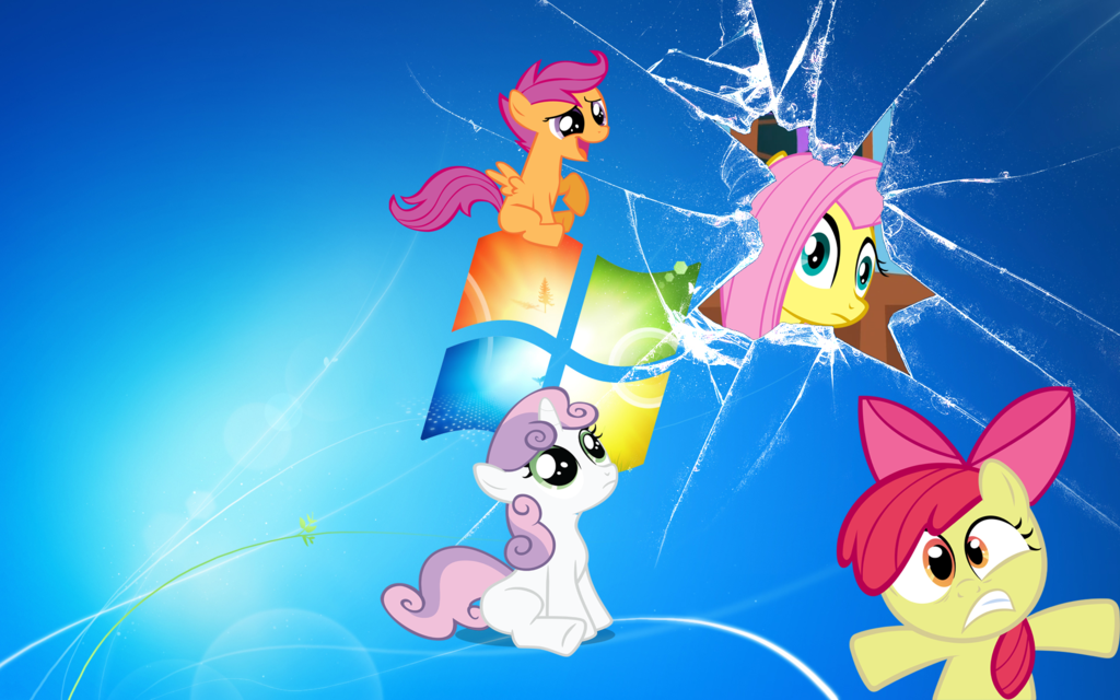 download cmc being cmc cutie mark crusaders background 1024x640