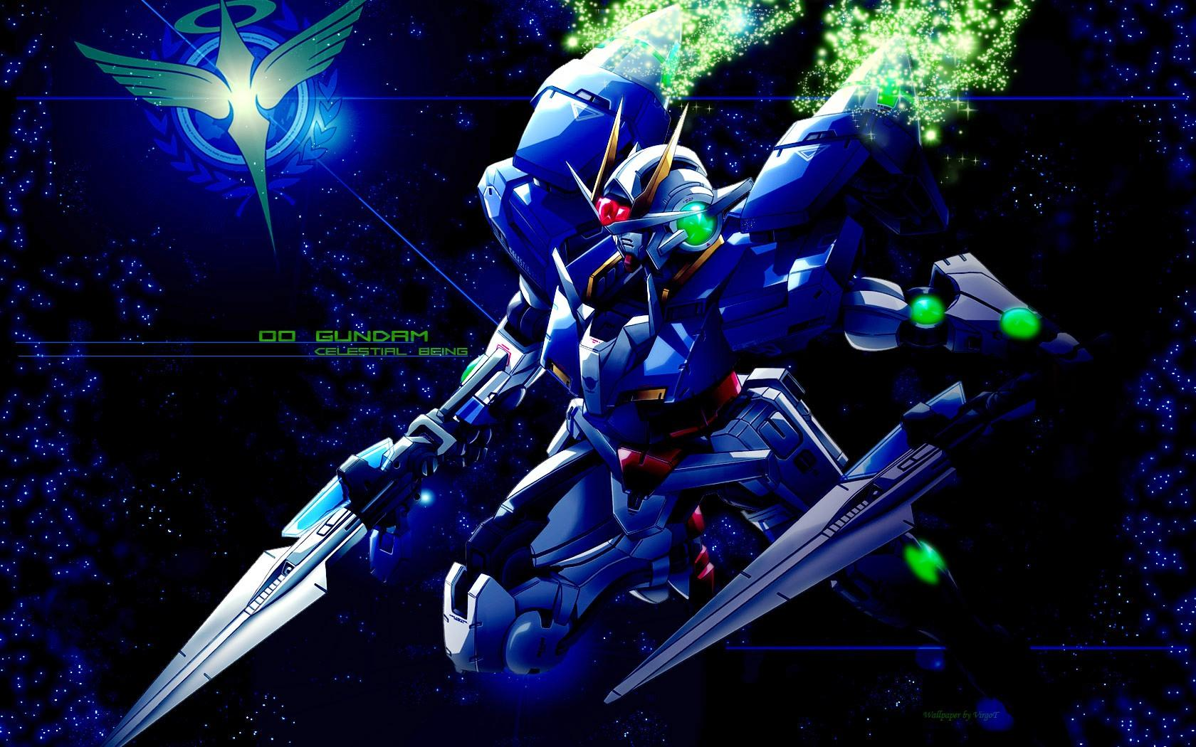 GUNDAM 00 WALLPAPER   31024   HD Wallpapers   [desktopinHQnet] 1680x1050
