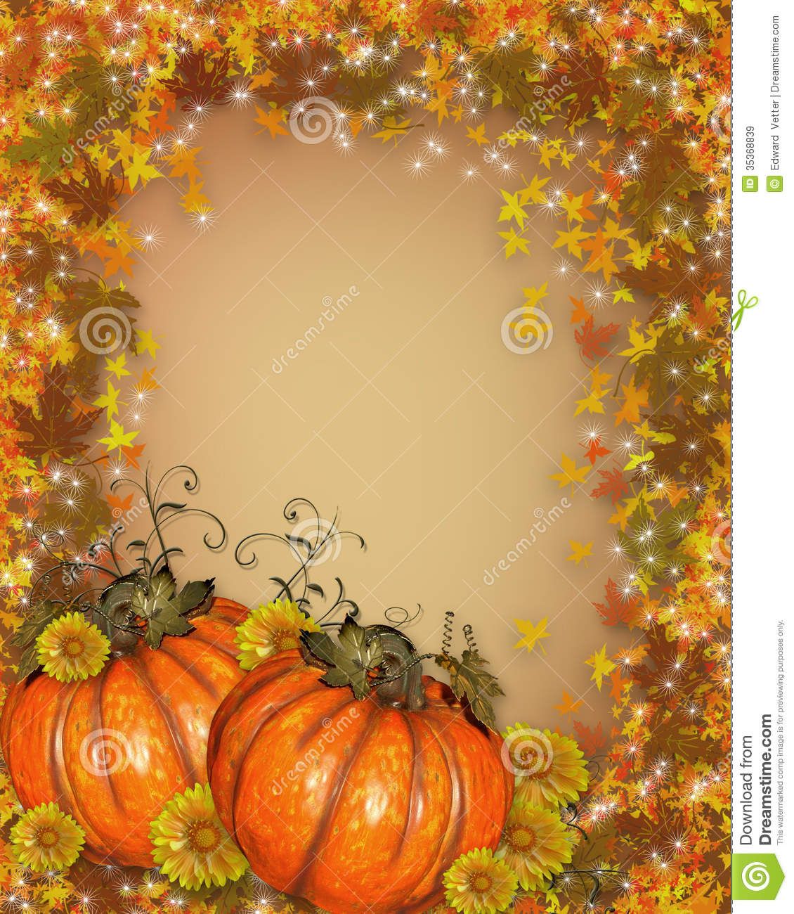 Thanksgiving Autumn Fall Background Royalty Stock Images 1130x1300