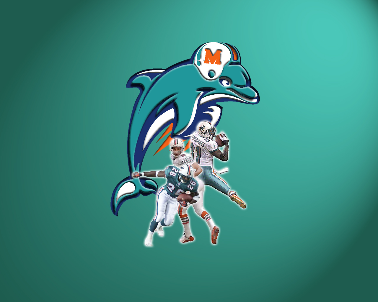 Football Wallpapers Miami Dolphins Wallpaper 1280x1024