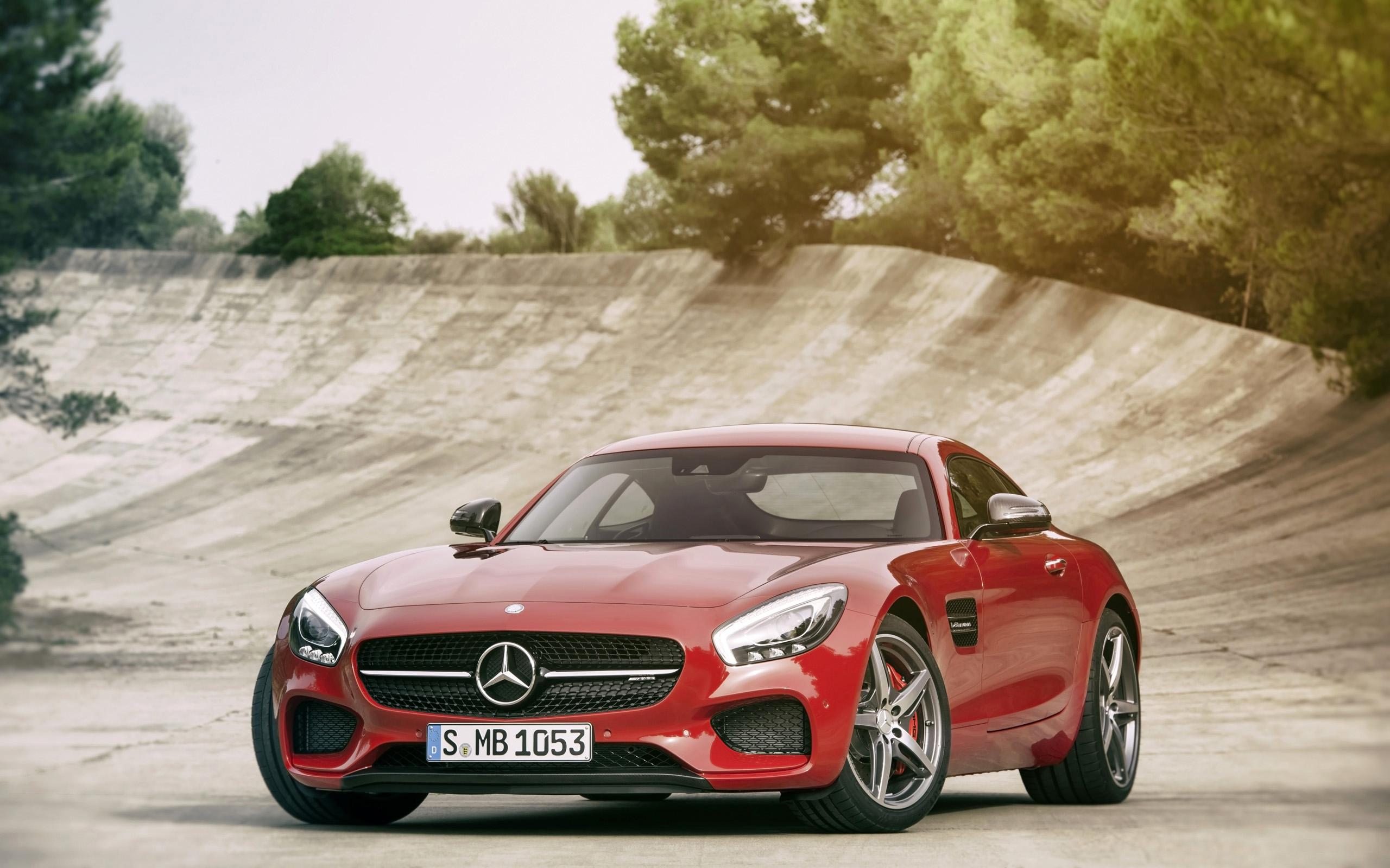 Mercedes AMG Wallpaper HD 2560x1600