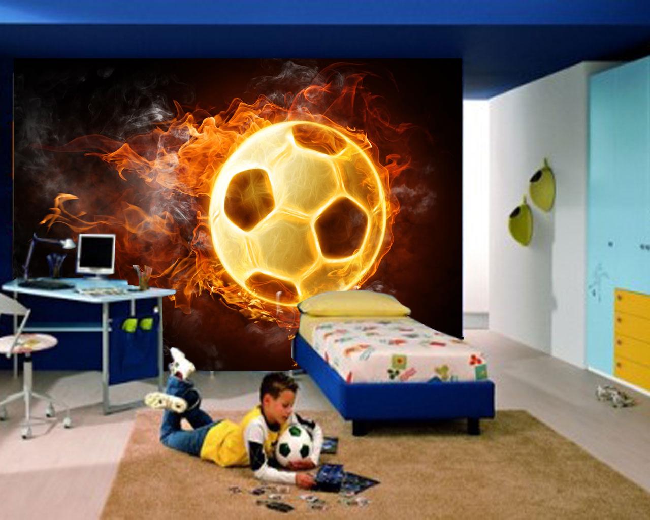 Wallpaper kamar anak bola jualwallpaper dindinginteriorkamaranak 1280x1024