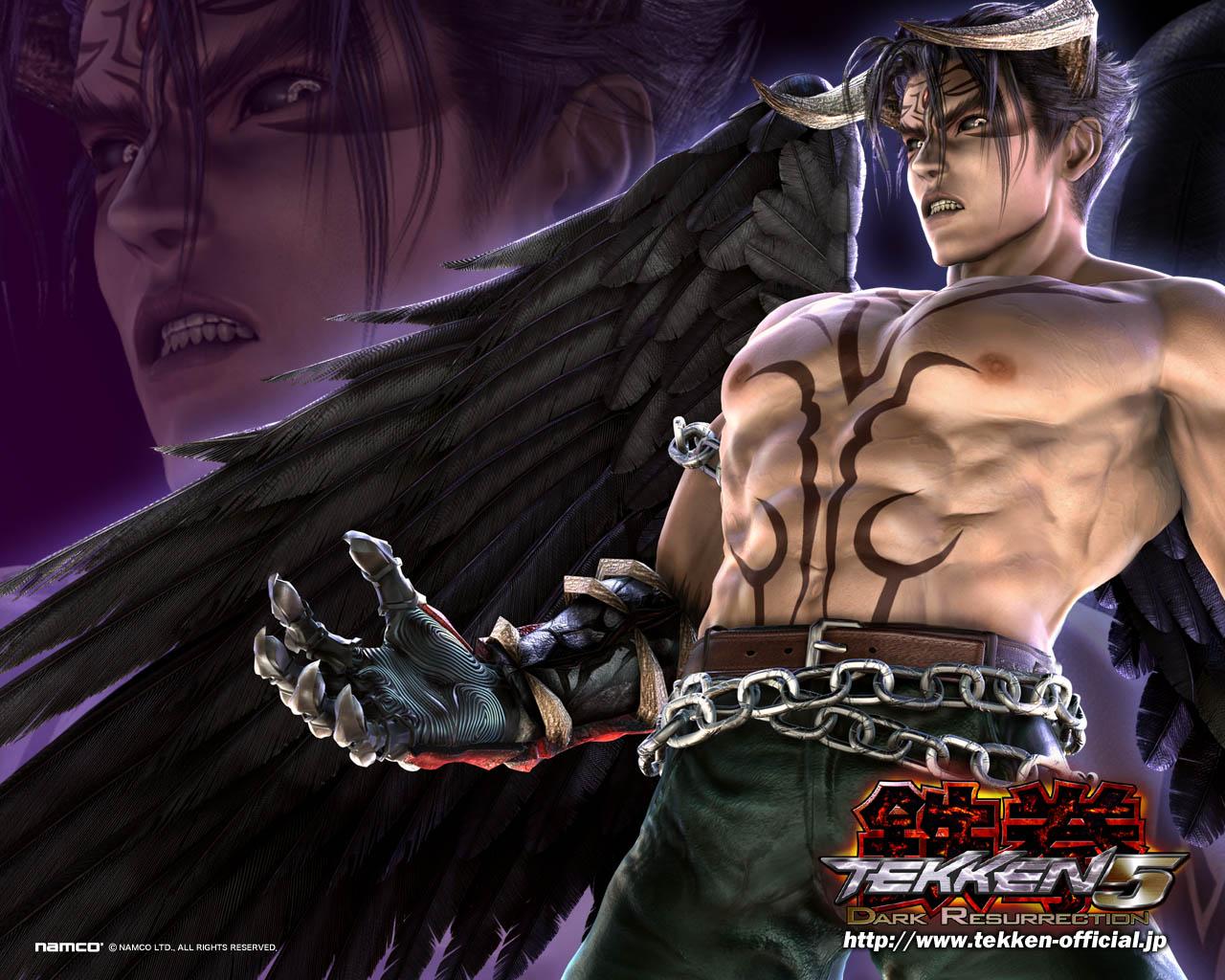 Dark Resurrection Wallpaper   Tekken Wallpaper 243892 1280x1024