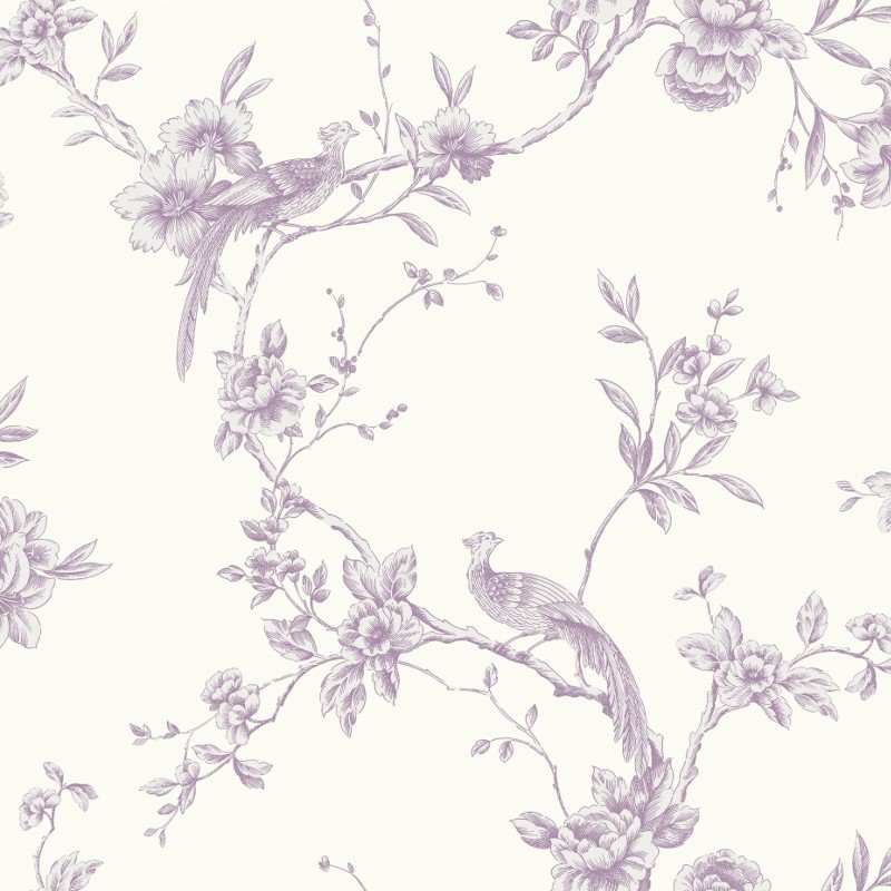 Arthouse Opera Chinoise Wallpaper  425002   Plum   Cut Price 800x800