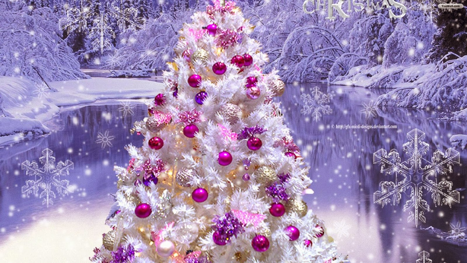 Christmas Wallpapers and Backgrounds 1600x900