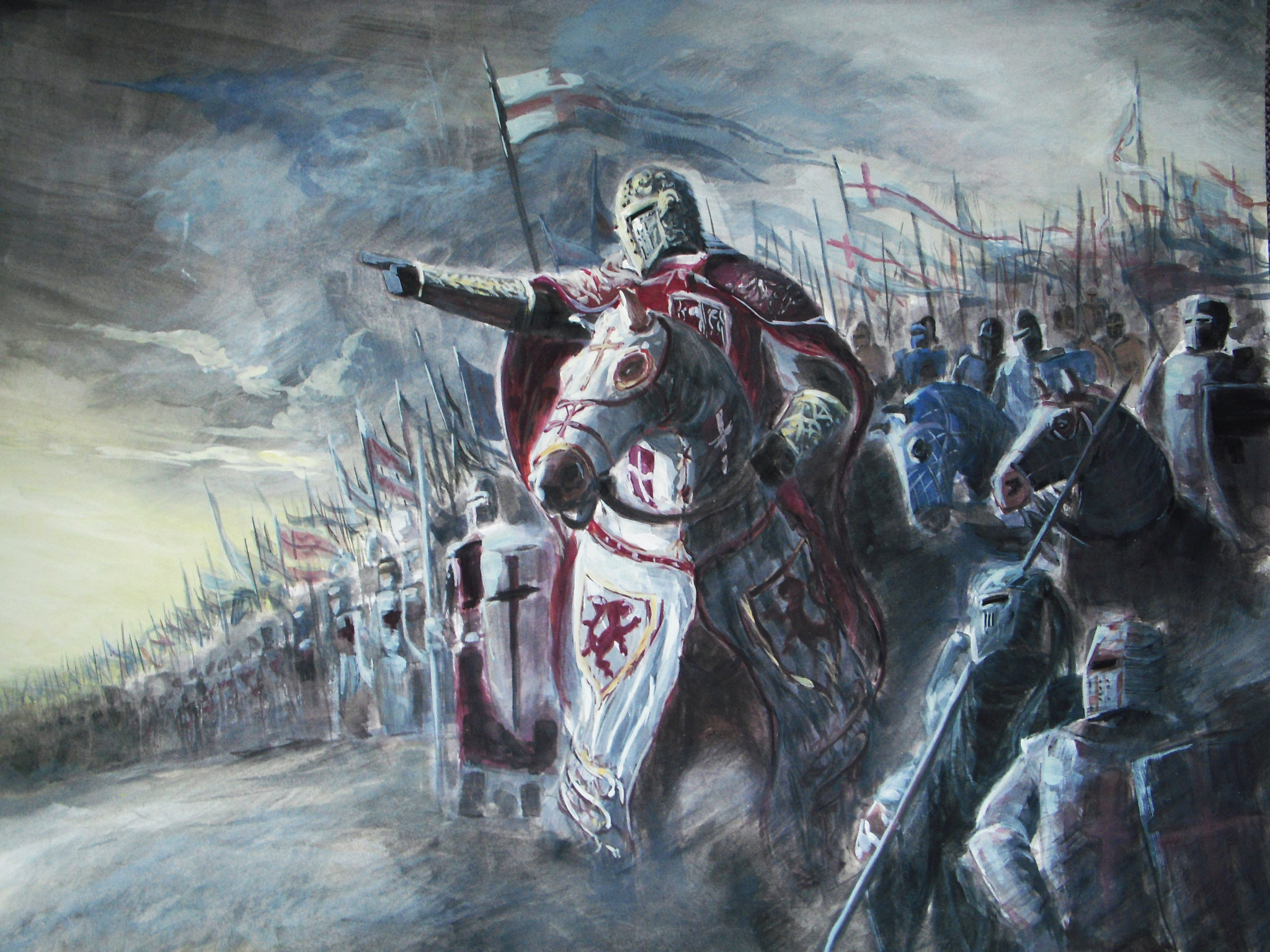 5 Crusade HD Wallpapers Background Images 2048x1536