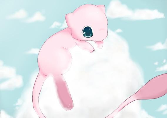 Pokemon Cute Baby Mew