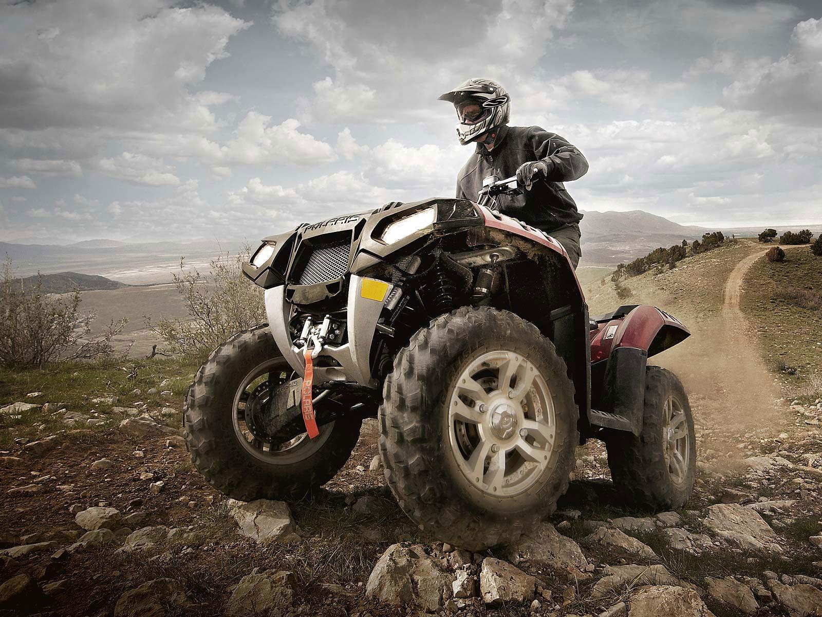 2009 POLARIS Sportsman XP850EFI ATV wallpapers 1600x1200