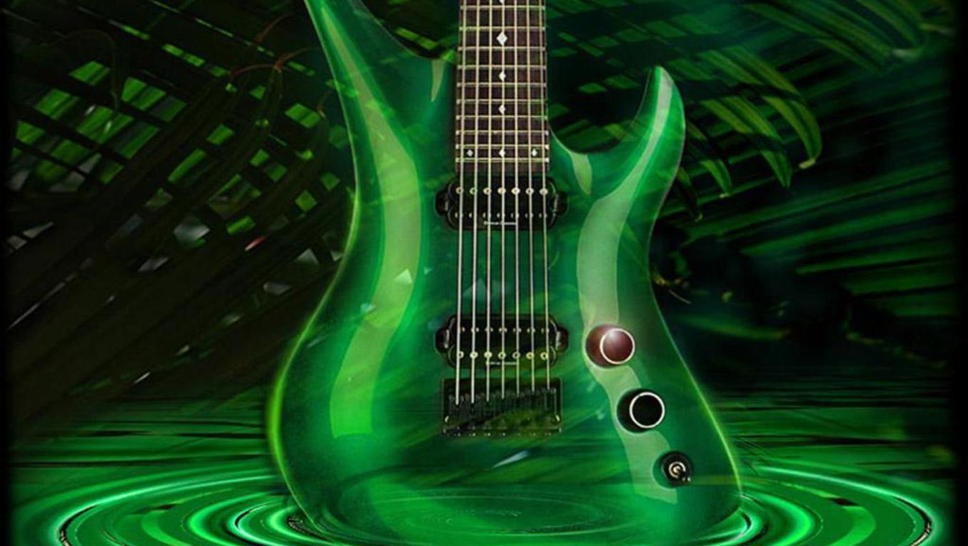 Electric Guitar Wallpapers For Desktop 3346 Hd Wallpapers in Music 1360x768
