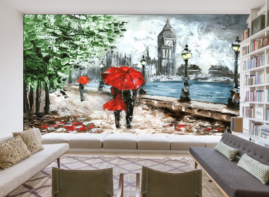 Wallpaper   Interior Wall Decor Wallcoverings Best Price 1024x750